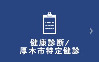 健康診断/厚木市特定健診