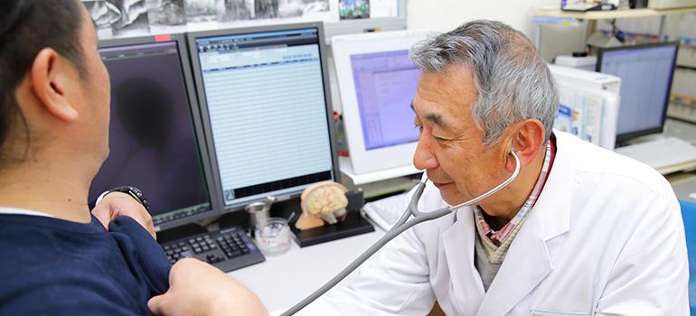 厚木市特定検診、がん検診を実施しています
